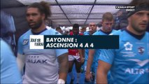 Jour De Rugby : Le résumé de Bayonne / Montpellier