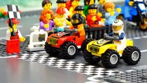 Motorbike Race Cartoon For Kids VIdeos NY