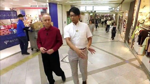 Japanology Plus - Underground Shopping Streets