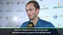 TENNIS: ATP Shanghai Masters: Riding momentum key for Medvedev hot streak