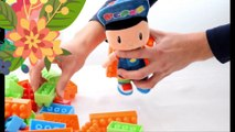 Learn Your Colors with Train Building Blocks Toys for Children