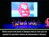 """Ferrari - Leclerc : """"Mon rêve d'atteindre ce que Schumacher a accompli"""""""