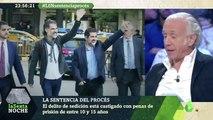 Eduardo Inda sobre la sentencia del procés en La Sexta Noche