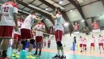 Des images de Martigues Volley - Saint Quentin - images JM Darras maritima médias