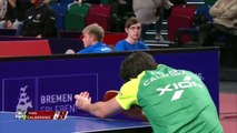 Yan An vs Hugo Calderano   2019 ITTF German Open Highlights (R16)