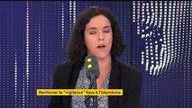 """""""Christophe Castaner me fait honte en tant que ministre de l'Intérieur"""", affirme Manon Aubry"""