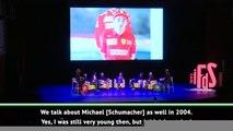 MOTORSPORT: F1: Leclerc pays homage to Schumacher