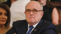 Trump defends Giuliani after report of federal probe