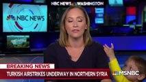 Une journaliste américaine de NBC interrompue en plein direct par son enfant