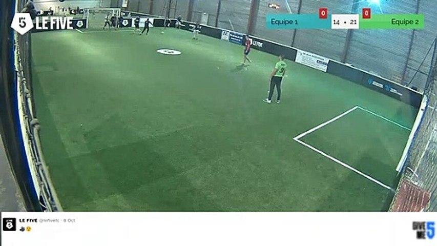 But de Equipe 1 (15-21)