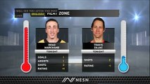 Brad Marchand Leads Charge In Home Opener Vs. Devils