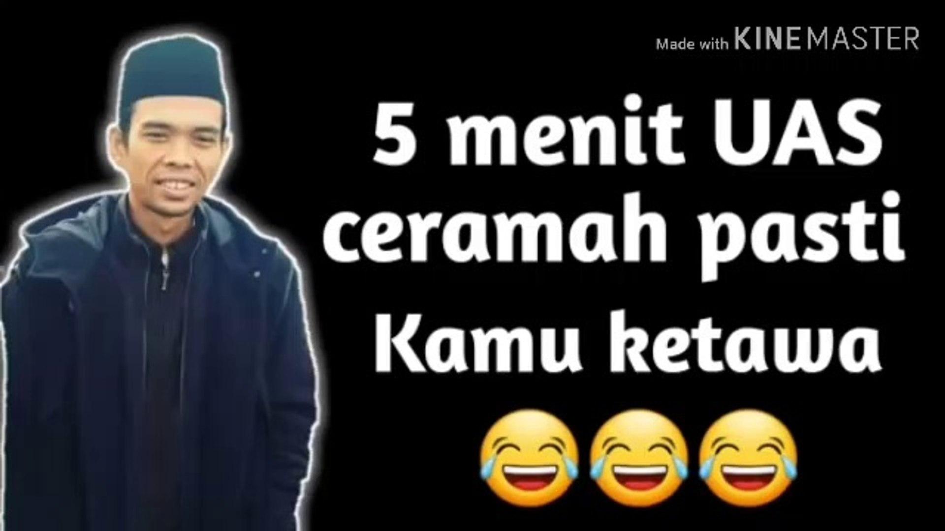 Jawaban UAS bikin kamu ketawa tanya jawab paling lucu By Ustadz Abdul somadLc Ma