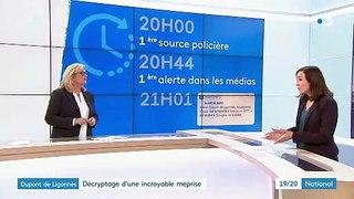 La rédaction de France 3 explique comment elle a travaillé sur l'affaire Xavier Dupont de Ligonnès depuis vendredi soir