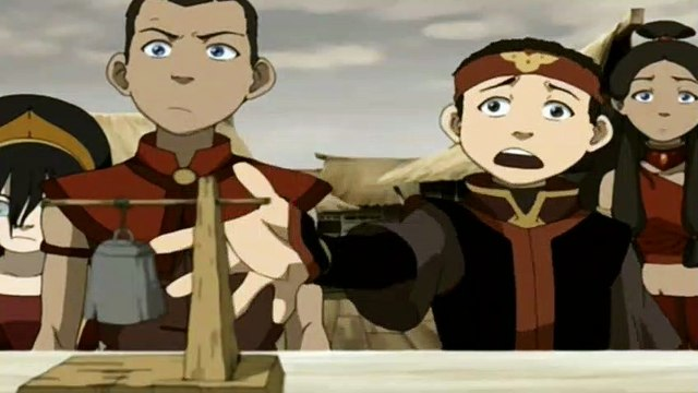 Avatar: The Last Airbender S03E03 The Painted Lady - The Last Airbender S03E03