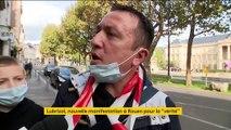 Incendie à l'usine Lubrizol : les citoyens se mobilisent pour avoir des réponses