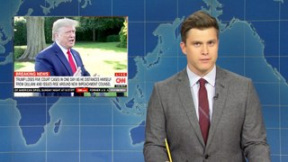 Weekend Update: Trump Loses Five Court Cases in One Day