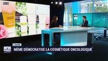 MêMe démocratise la cosmétique oncologique - 13/10