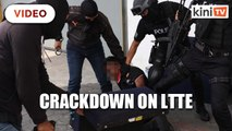 Crackdown on LTTE continues, teacher and CEO among five nabbed