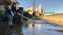 Thousands of troops deployed after Japan's deadly typhoon