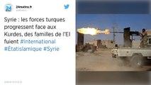 Syrie. Les Kurdes annoncent la fuite près de 800 proches de membres de l'État islamique d'un camp