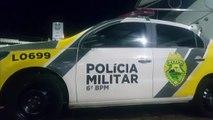 Homem é detido após perseguição da Polícia Militar