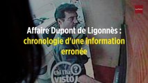 Affaire Dupont de Ligonnès : chronologie d'une information erronée