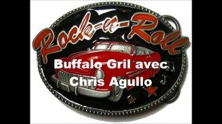 Chris Agullo & Amis au Buffalo Gril