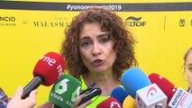 Montero condena las filtraciones de la sentencia del procès