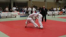 Judo 25ème tournoi de l'amitié Quevaucamps 2