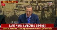 Cumhurbaşkanı Erdoğan: Teröristler kiliseden saldırıyor