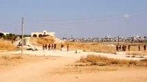 Tel Abyad ilçe merkezinin batı kesiminde kontrol sağlandı (2)