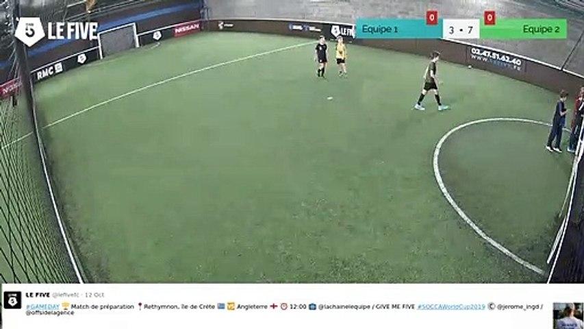 But de Equipe 2 (3-9)