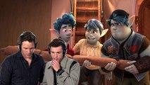 Onward: Trailer Reaction With Tom Holland And Chris Pratt