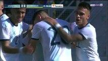 Argentina 2-0 Ecuador - OG:  Jhon Espinoza