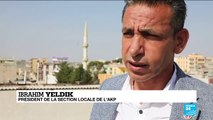 Offensive turque en SYRIE : Reportage à Akcakale qui vit sous la menace de roquettes kurdes