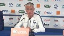 Bleus - Deschamps : ''Pas une revanche''