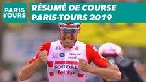 Paris-Tours 2019 - Résumé de la course