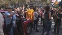 """El independentismo """"ensaya"""" en Barcelona su respuesta a la sentencia"""