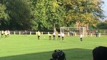 Foot - P2A : Marcon (Frameries) a loupé un penalty contre Lens