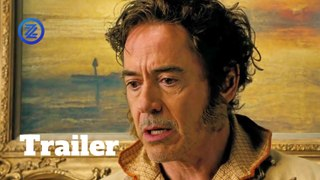 Dolittle Trailer #1 (2020) Tom Holland, Robert Downey Jr. Comedy Movie HD