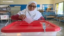 """Un """"robocop"""" come presidente della Tunisia"""