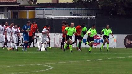 Felino - Folgore Rubiera 0-1, highlights e interviste