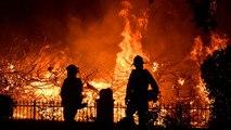 Kalifornia erdőtűz: három áldozat