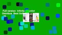 Full version  Infinity Gauntlet Omnibus  Best Sellers Rank : #5