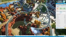 Four Kingdoms Theme Park! Park Spotlight 163 #PlanetCoaster