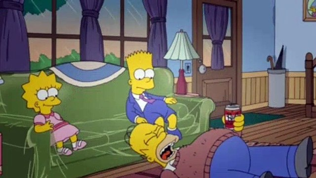 The Simpsons Season 27 Episode 3 Puffless