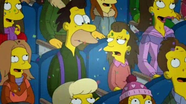 The Simpsons Season 27 Episode 6 Friend with Benefit