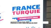 Qualifications Euro 2020 - France / Turquie : Pour eux, il n'est question que de sport