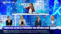 Christian Jacob élu président du parti Les Républicains (2/2) - 13/10?