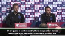 Southgate 'trusts the authorities' ahead of Bulgaria clash